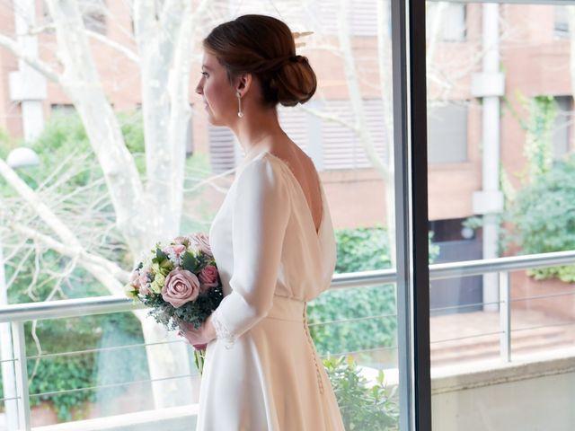 La boda de Silvia y Miguel en Sant Cugat Del Valles, Barcelona 7