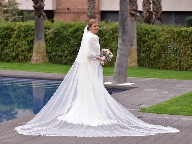 La boda de Silvia y Miguel en Sant Cugat Del Valles, Barcelona 9