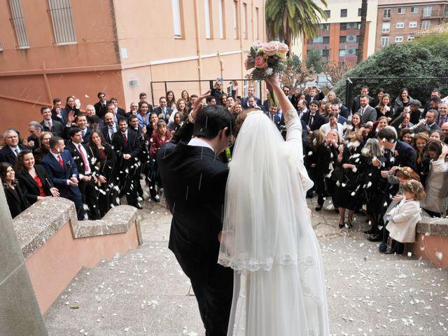 La boda de Silvia y Miguel en Sant Cugat Del Valles, Barcelona 16