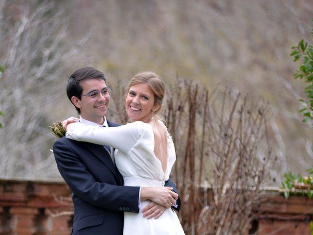 La boda de Silvia y Miguel en Sant Cugat Del Valles, Barcelona 18