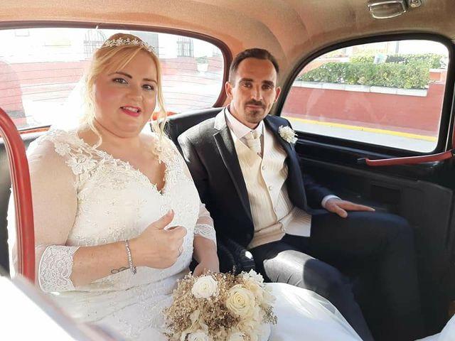La boda de Guadalupe  y Jose manuel