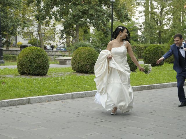 La boda de Joberson y Adriana en Azpeitia, Guipúzcoa 1