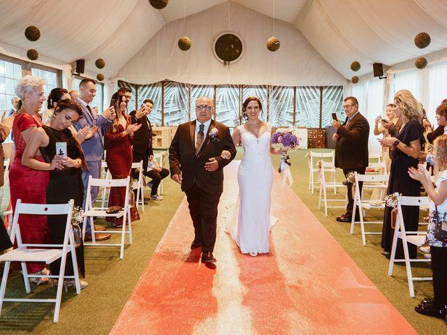 La boda de Miguel y Tania en Madrid, Madrid 15