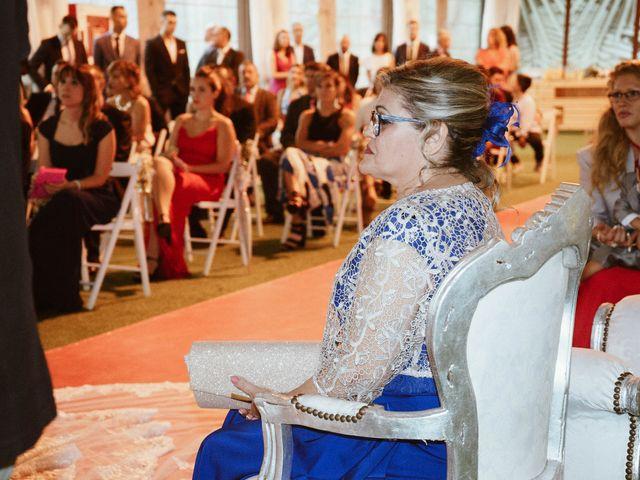 La boda de Miguel y Tania en Madrid, Madrid 17