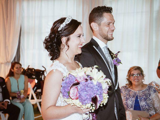 La boda de Miguel y Tania en Madrid, Madrid 19