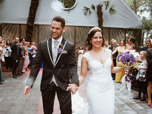 La boda de Miguel y Tania en Madrid, Madrid 23