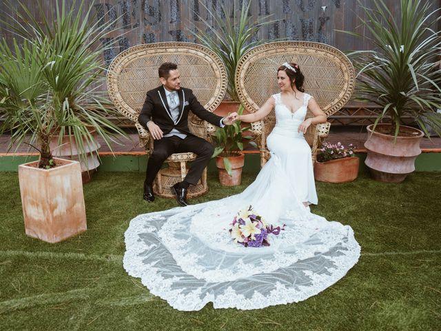 La boda de Miguel y Tania en Madrid, Madrid 25