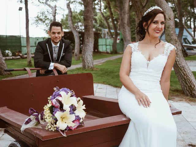 La boda de Miguel y Tania en Madrid, Madrid 26