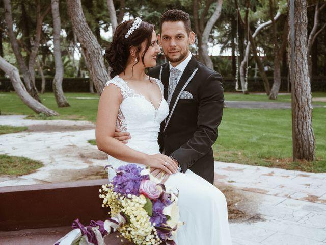La boda de Miguel y Tania en Madrid, Madrid 27