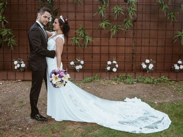 La boda de Miguel y Tania en Madrid, Madrid 30