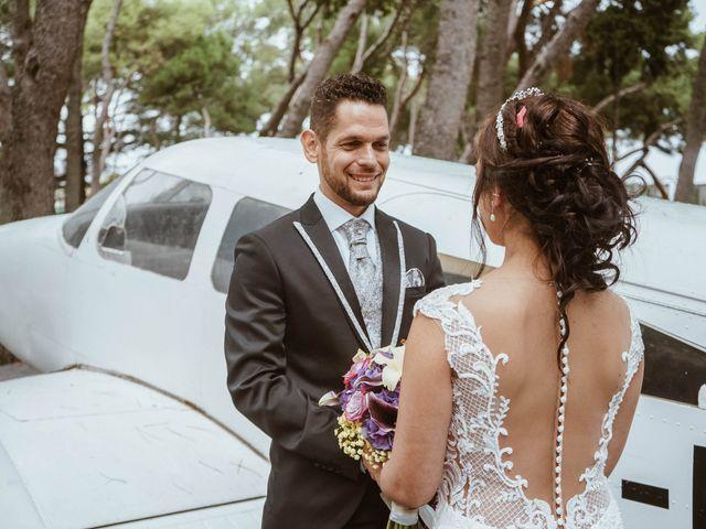 La boda de Miguel y Tania en Madrid, Madrid 32