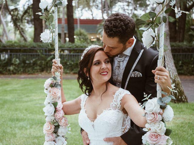 La boda de Miguel y Tania en Madrid, Madrid 35