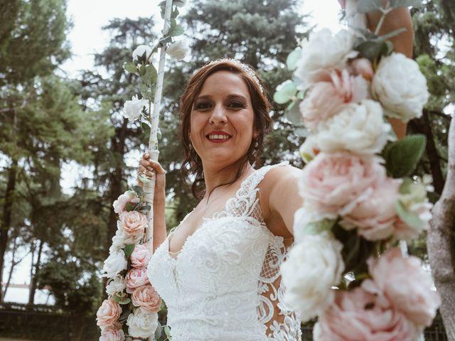 La boda de Miguel y Tania en Madrid, Madrid 36