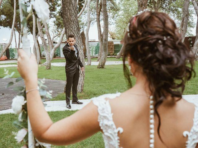 La boda de Miguel y Tania en Madrid, Madrid 38