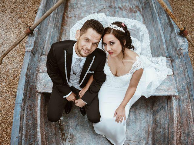 La boda de Miguel y Tania en Madrid, Madrid 41