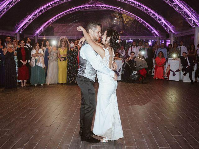 La boda de Miguel y Tania en Madrid, Madrid 53