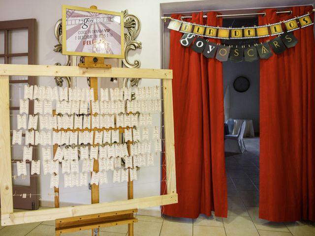La boda de Brennan y Grace en Sant Cugat Sesgarrigues, Barcelona 14