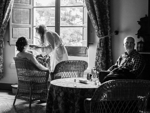 La boda de Brennan y Grace en Sant Cugat Sesgarrigues, Barcelona 18