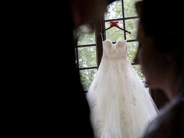 La boda de Brennan y Grace en Sant Cugat Sesgarrigues, Barcelona 49