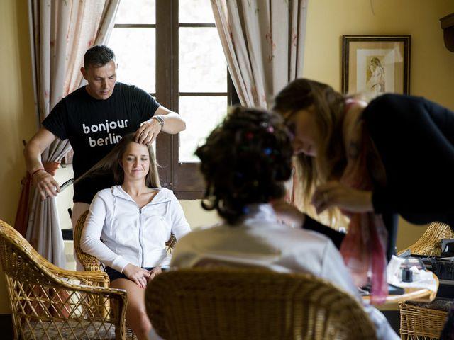 La boda de Brennan y Grace en Sant Cugat Sesgarrigues, Barcelona 52