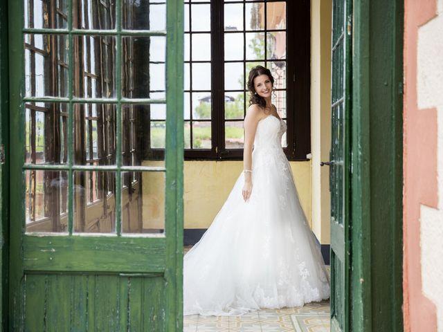 La boda de Brennan y Grace en Sant Cugat Sesgarrigues, Barcelona 75