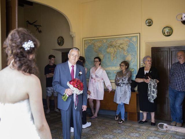 La boda de Brennan y Grace en Sant Cugat Sesgarrigues, Barcelona 77