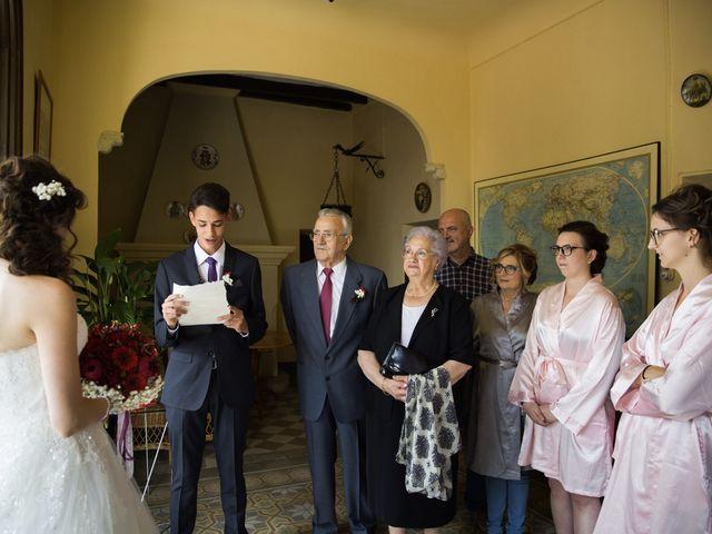 La boda de Brennan y Grace en Sant Cugat Sesgarrigues, Barcelona 81