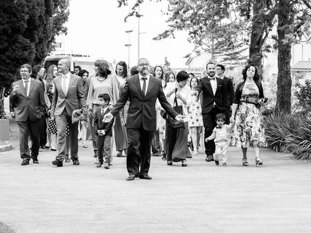 La boda de Brennan y Grace en Sant Cugat Sesgarrigues, Barcelona 84