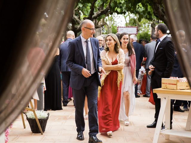 La boda de Brennan y Grace en Sant Cugat Sesgarrigues, Barcelona 88