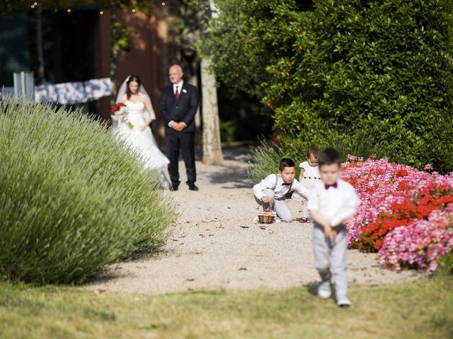 La boda de Brennan y Grace en Sant Cugat Sesgarrigues, Barcelona 101