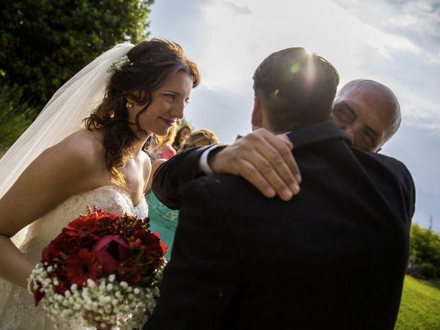 La boda de Brennan y Grace en Sant Cugat Sesgarrigues, Barcelona 114