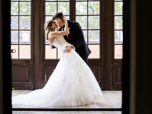 La boda de Grace y Brennan