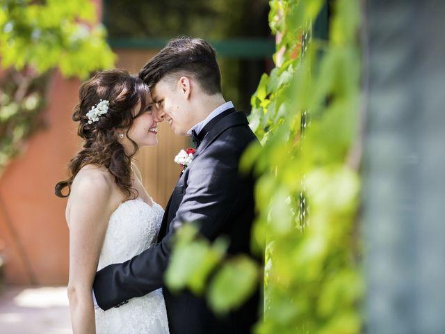 La boda de Brennan y Grace en Sant Cugat Sesgarrigues, Barcelona 122
