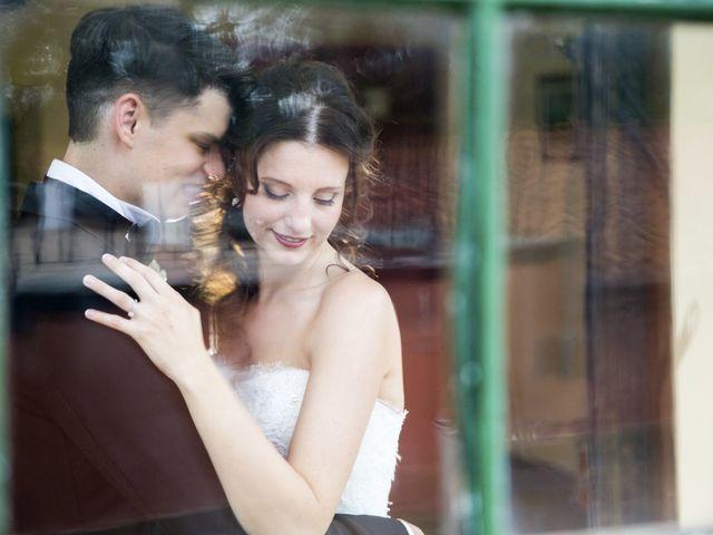La boda de Brennan y Grace en Sant Cugat Sesgarrigues, Barcelona 124