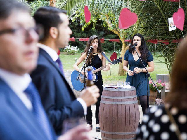 La boda de Brennan y Grace en Sant Cugat Sesgarrigues, Barcelona 126