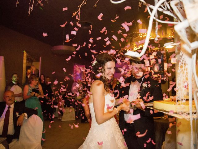 La boda de Brennan y Grace en Sant Cugat Sesgarrigues, Barcelona 138
