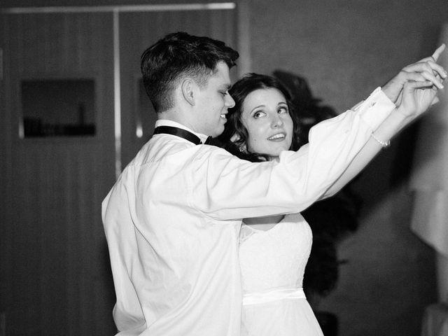 La boda de Brennan y Grace en Sant Cugat Sesgarrigues, Barcelona 143