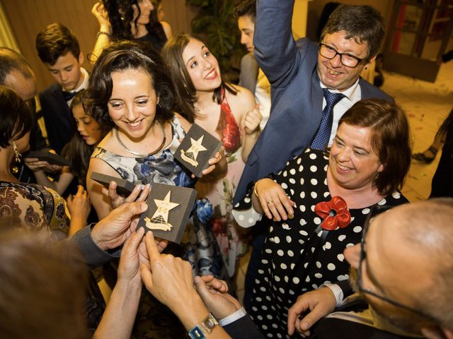 La boda de Brennan y Grace en Sant Cugat Sesgarrigues, Barcelona 147