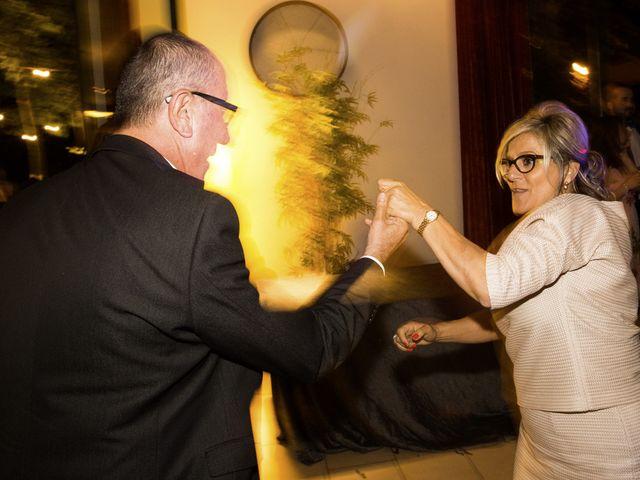 La boda de Brennan y Grace en Sant Cugat Sesgarrigues, Barcelona 153