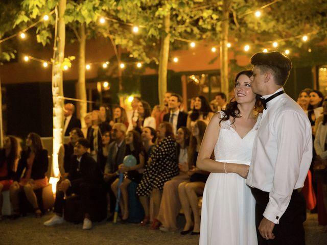 La boda de Brennan y Grace en Sant Cugat Sesgarrigues, Barcelona 155