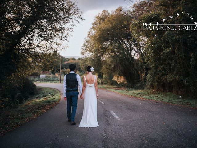 La boda de Jacobo y Zaida en O Carballiño, Orense 17
