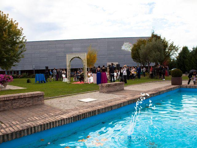 La boda de Adri y Yeni en Carracedelo, León 19