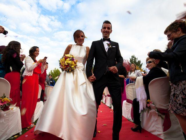 La boda de Adri y Yeni en Carracedelo, León 22
