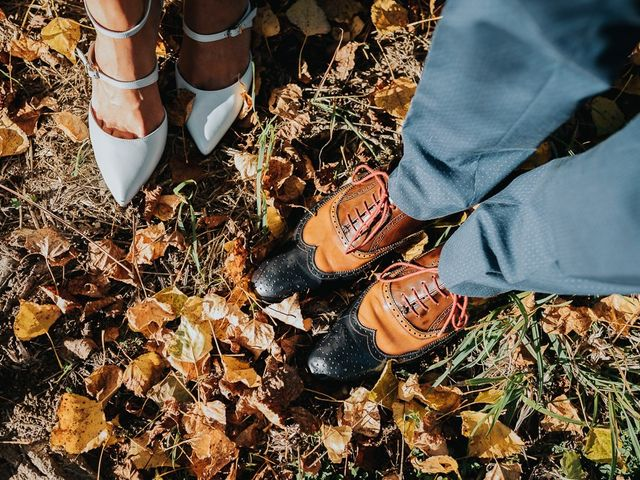 La boda de Jacobo y Zaida en O Carballiño, Orense 18