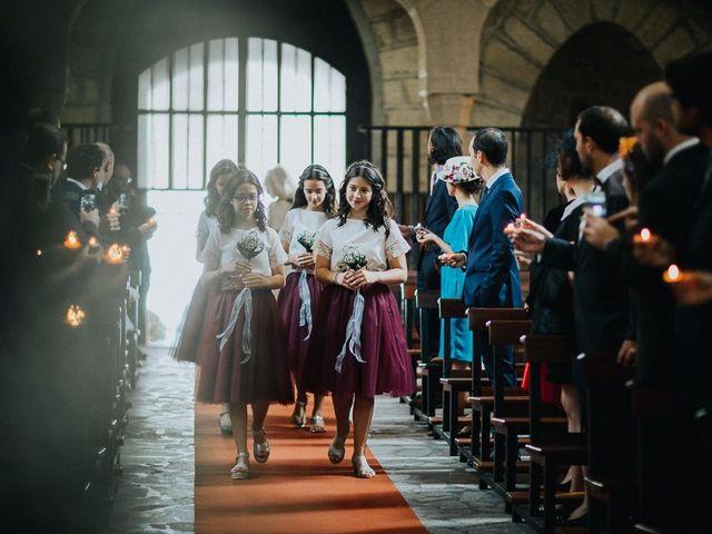 La boda de Jacobo y Zaida en O Carballiño, Orense 24
