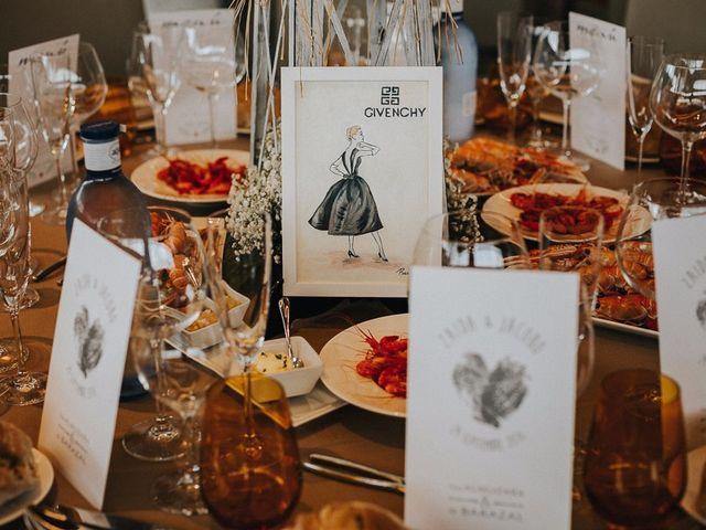 La boda de Jacobo y Zaida en O Carballiño, Orense 36