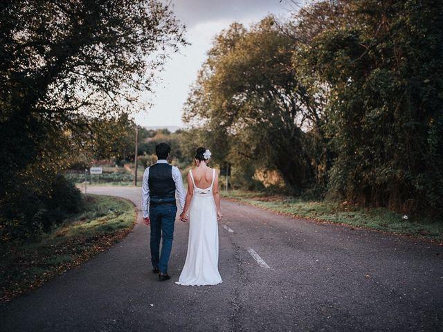 La boda de Jacobo y Zaida en O Carballiño, Orense 42