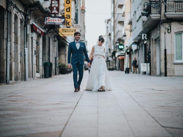 La boda de Jacobo y Zaida en O Carballiño, Orense 43