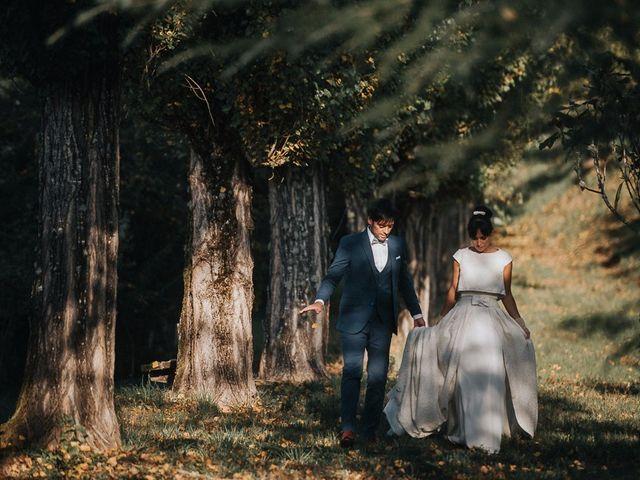 La boda de Jacobo y Zaida en O Carballiño, Orense 44