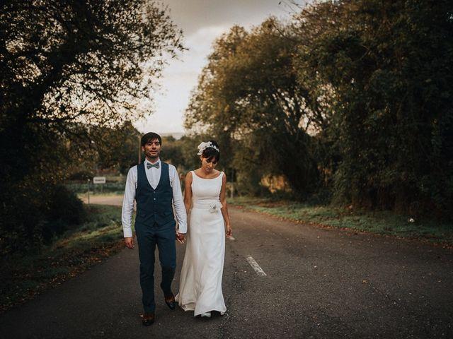 La boda de Jacobo y Zaida en O Carballiño, Orense 46